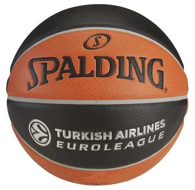 Мяч баскетбольный резиновый Spalding NBA Grip Control Outdoor 73298Z