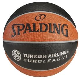 Фото 1 к товару Мяч баскетбольный резиновый Spalding NBA Grip Control Outdoor 73298Z