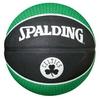 Мяч баскетбольный резиновый Spalding NBA Team Basketball-Celtics 73935Z - фото 1