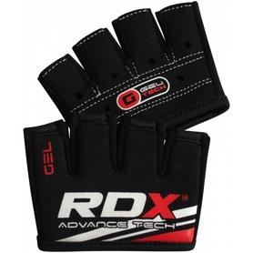 Фото 2 к товару Бинт-перчатка RDX Neoprene Gel Red