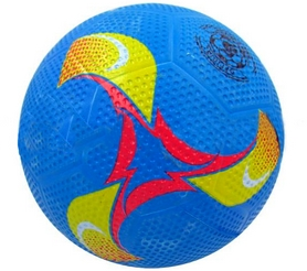 Фото 2 к товару Мяч футбольный резиновый BA-4578