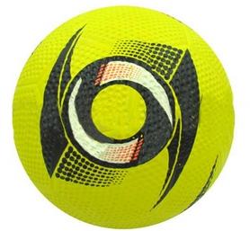 Фото 4 к товару Мяч футбольный резиновый BA-4578