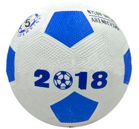 Фото 2 к товару Мяч футбольный резиновый World Cup 2018 CV305N