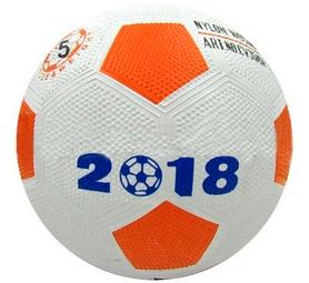 Фото 3 к товару Мяч футбольный резиновый World Cup 2018 CV305N