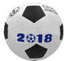 Мяч футбольный резиновый World Cup 2018 CV305N - фото 5