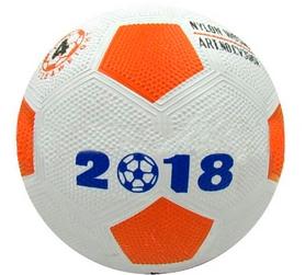 Фото 2 к товару Мяч футбольный резиновый World Cup 2018 CV306N