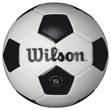 Мяч футбольный Wilson Traditional SZ5 Soccer Ball DEFL SS15