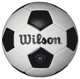 Фото 1 к товару Мяч футбольный Wilson Traditional SZ5 Soccer Ball DEFL SS15