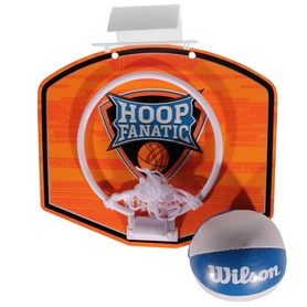 Набор баскетбольный Wilson Mini Hoop Fanatic Basketball Kit SS15