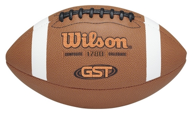 Мяч для американского футбола Wilson GST Comp ofcl Fball XB SS15
