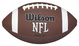 Мяч для американского футбола Wilson NFL Air Attack Off Size SS15