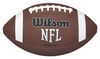 Мяч для американского футбола Wilson NFL Air Attack Off Size SS15 - фото 1