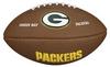 Мяч для американского футбола Wilson NFL Mini Team Logo Football GB SS15 - фото 1