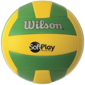 Мяч волейбольный Wilson Soft Play Volleyball GRYE SS15