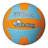 Мяч волейбольный Wilson Super Soft Play Volleyball SS14 - фото 1