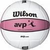 Мяч волейбольный Wilson AVP Replica Pink-Delf SS15 - фото 1