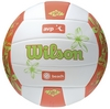 Мяч волейбольный Wilson AVP Floral Volleyball Orange SS14 - фото 1