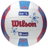 Мяч волейбольный Wilson AVP Floral Volleyball Blue SS15 - фото 1