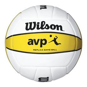 Фото 1 к товару Мини-мячик волейбольный Wilson NVL Micro Volleyball SS14