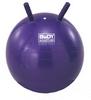 Мяч попрыгун с рожками Body Sculpture 55 см - фото 1