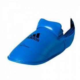 Футы (защита стопы) Adidas WKF синяя