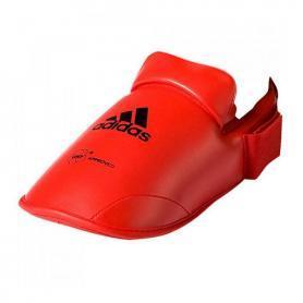 Футы (защита стопы) Adidas WKF красная