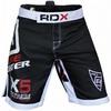 Шорты для MMA RDX X5 Black 11314 - фото 2