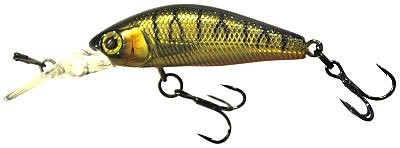 Воблер Jackall Diving Chubby Minnow - Shining Tiger