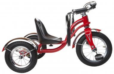Велосипед детский трехколесный Schwinn Roadster Trike SKD-31-58 красный