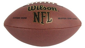 Мяч для американского футбола Wilson NFL Super Grip Composite SS15
