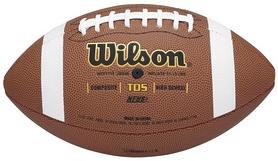 Фото 2 к товару Мяч для американского футбола Wilson TDS Composite HS Pattern SS15