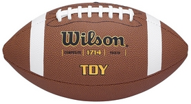 Мяч для американского футбола Wilson TDY Composite Youth Football SS15
