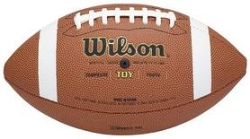 Фото 2 к товару Мяч для американского футбола Wilson TDY Composite Youth Football SS15