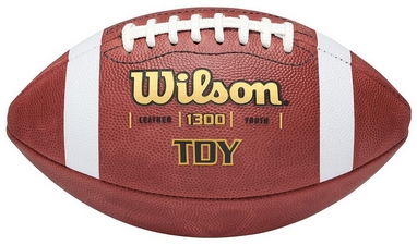 Мяч для американского футбола Wilson TDY Traditional Youth Football SS14