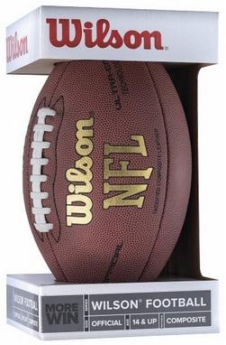 Дисплей для мяча Wilson Football Display Generic Official SS14