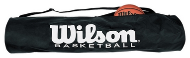 Сумка-чехол для баскетбольных мячей Wilson Basketball Tube Bag SS15