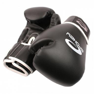 Перчатки боксерские Spokey Benten черные