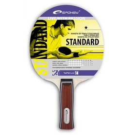 Фото 1 к товару Ракетка для настольного тенниса Spokey Standard FL