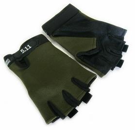 Перчатки тактические 5.11 BC-4379-G темно-зеленые