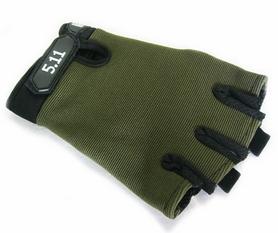 Фото 4 к товару Перчатки тактические 5.11 BC-4379-G темно-зеленые