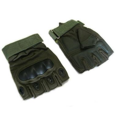 Перчатки тактические Oakley BC-4624-G темно-зеленые