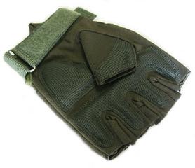 Фото 2 к товару Перчатки тактические Oakley BC-4624-G темно-зеленые