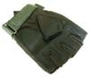Перчатки тактические Oakley BC-4624-G темно-зеленые - фото 2