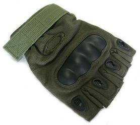 Фото 3 к товару Перчатки тактические Oakley BC-4624-G темно-зеленые
