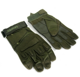 Фото 1 к товару Перчатки тактические Blackhawk BC-4468-G темно-зеленые