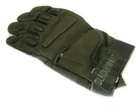 Фото 2 к товару Перчатки тактические Blackhawk BC-4468-G темно-зеленые