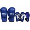 Перчатки боксерские Everlast MA-5018-B синие - фото 1