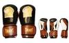 Перчатки боксерские Grant MA-3306-BR кожаные коричневые - фото 1