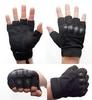 Перчатки тактические Oakley BC-4624-BK черные - фото 3