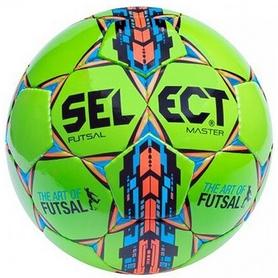 Мяч футзальный Select Futsal Master зеленый
